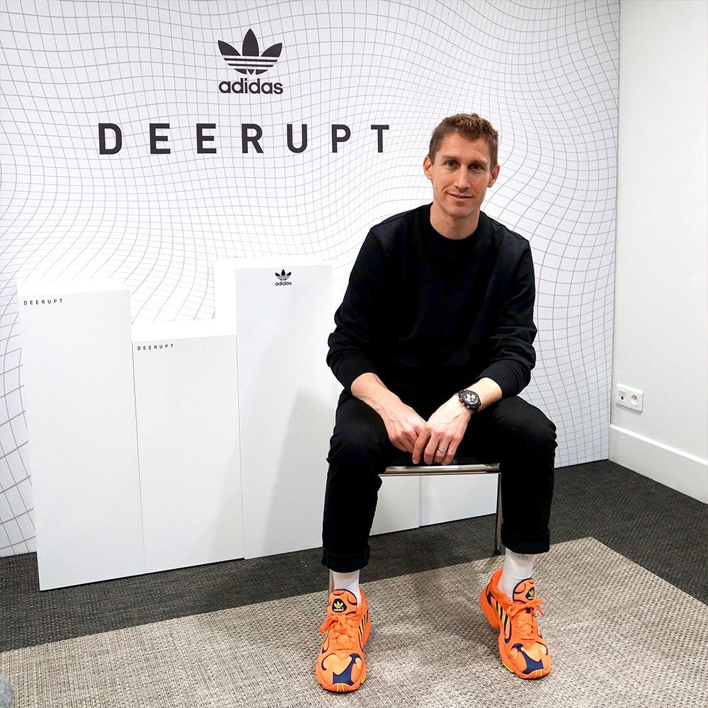 adidas trainers for men deerupt