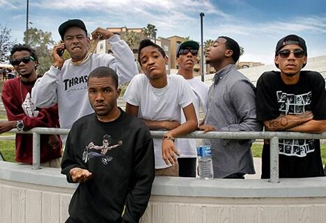 stylish rap collectives asos wu tang clan odd future A$AP mob BBK