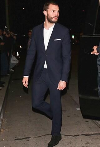 Actor Jamie Dornan's 5 Best Outfits – The Irishman's Style Evolution So Far.