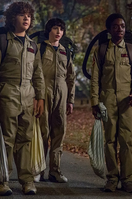 Style Lessons From Stranger Things