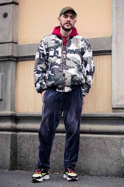 Street Style MFW AW18 | ASOS Style Feed