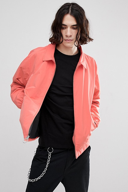 Top 10: Harrington Jackets | ASOS Style Feed
