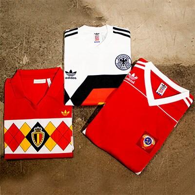 collection adidas football retro ASOS
