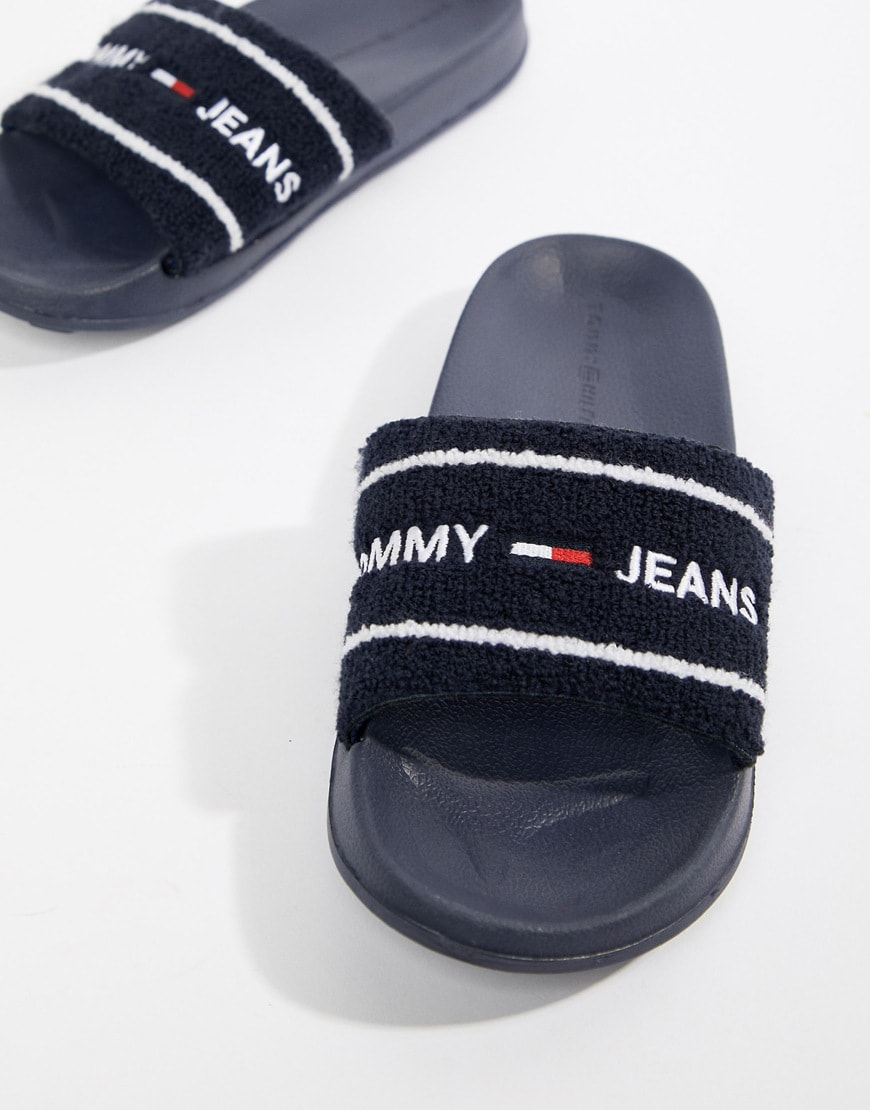 Tommy Jeans sliders available at ASOS | ASOS Style Feed
