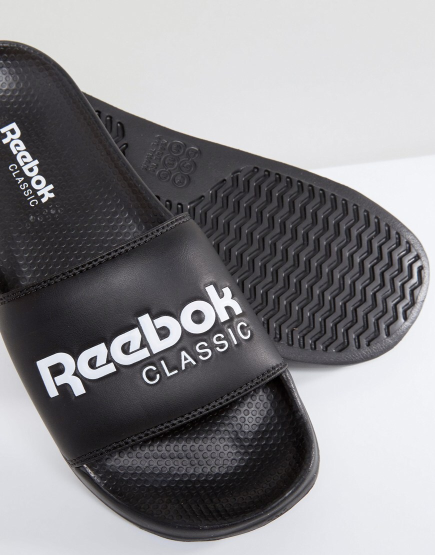Reebok Classic sliders available at ASOS | ASOS Style Feed