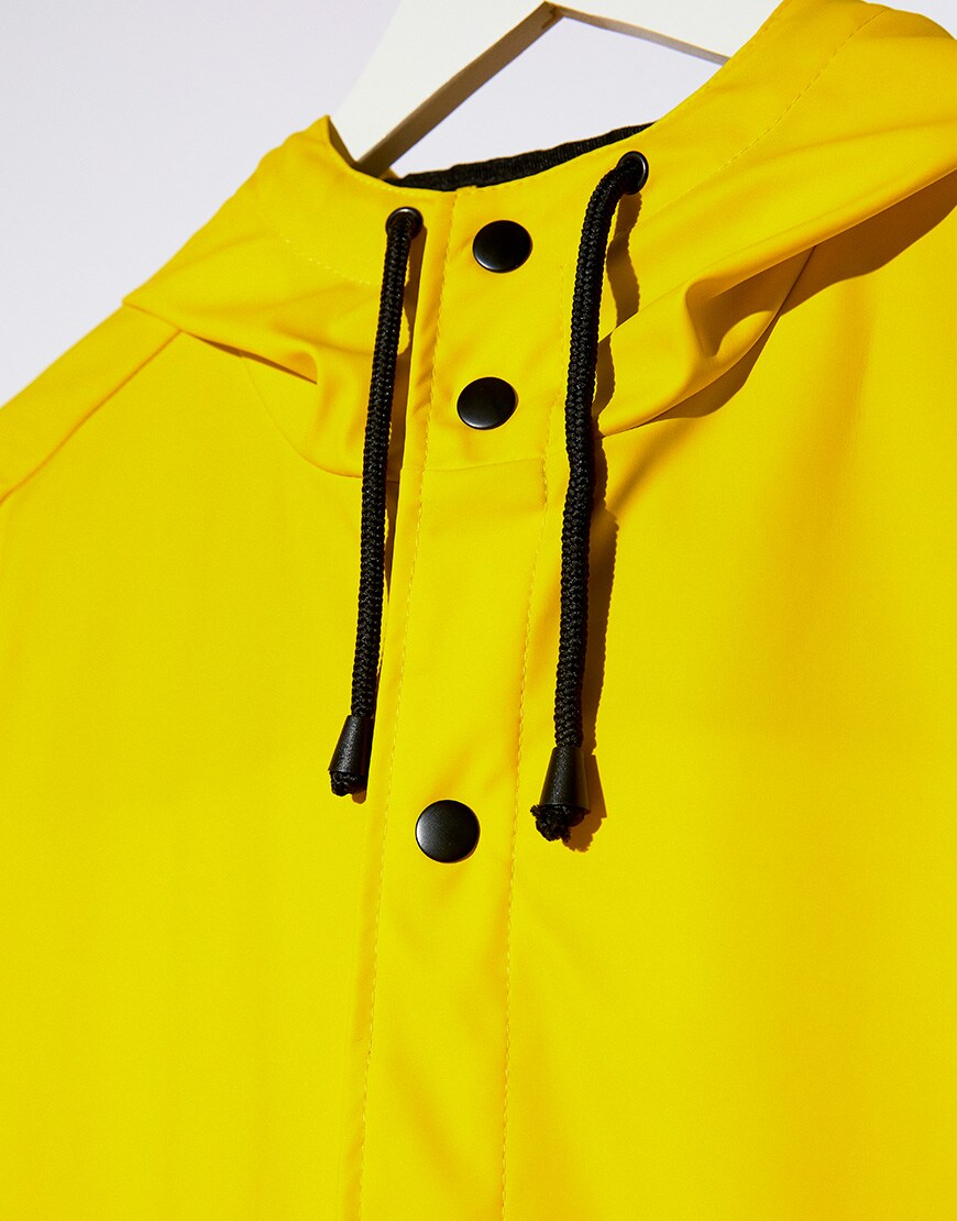 ASOS DESIGN raincoat