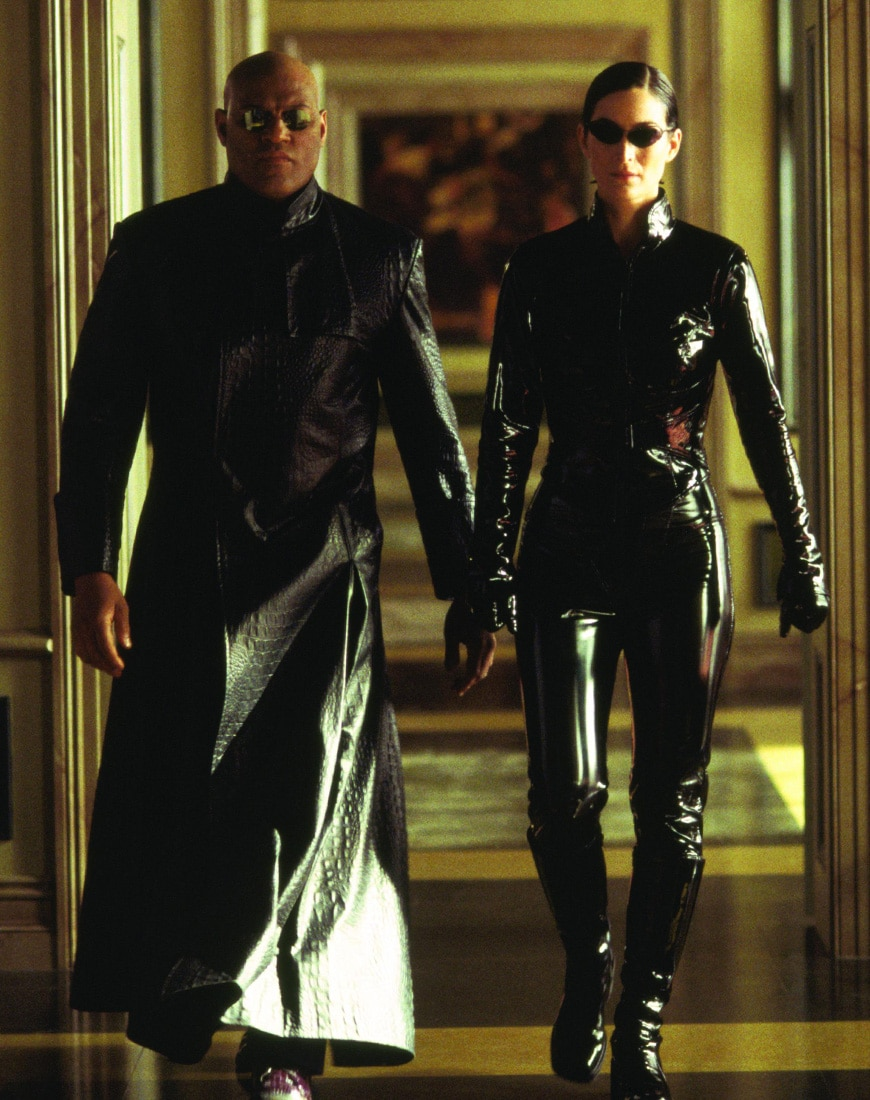A picture from The Matrix