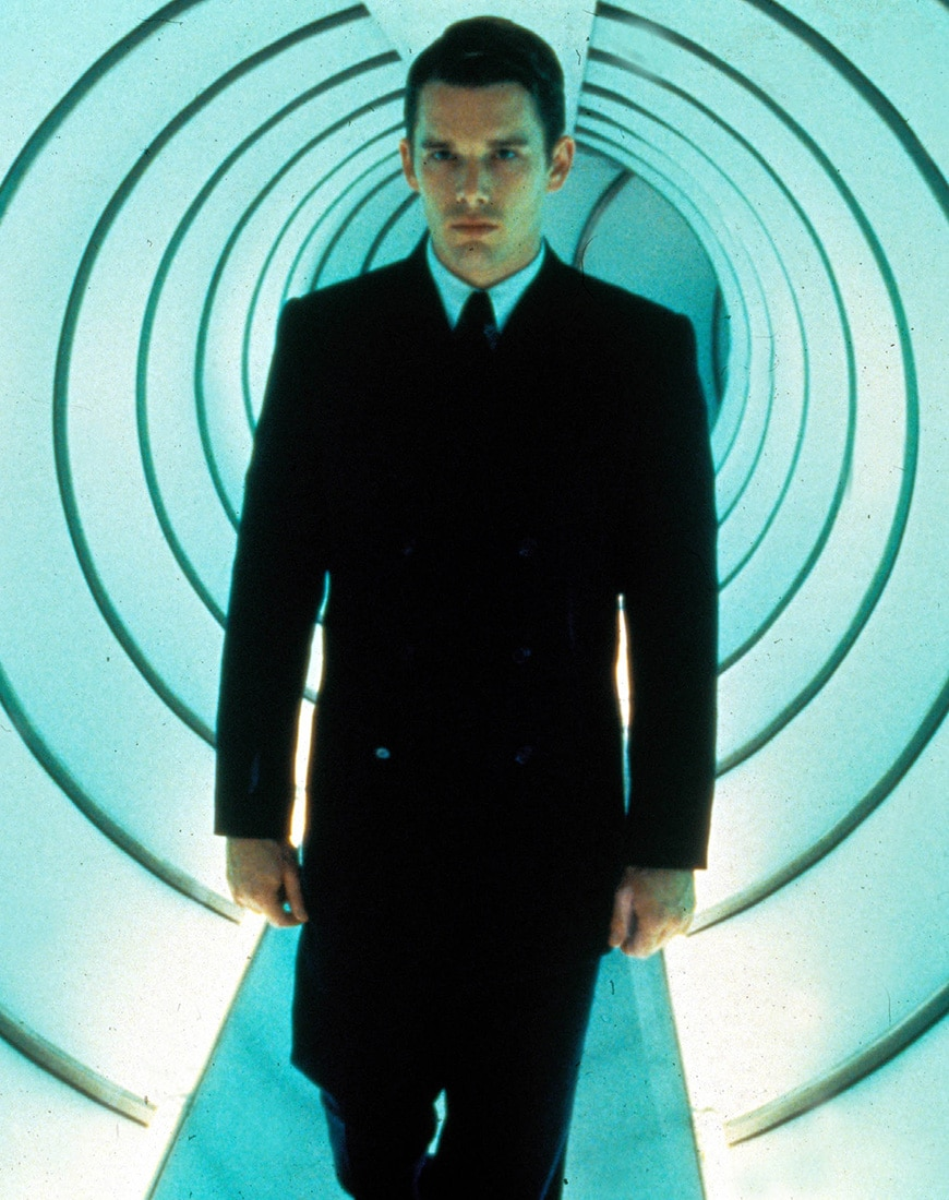 A picture from Gattaca