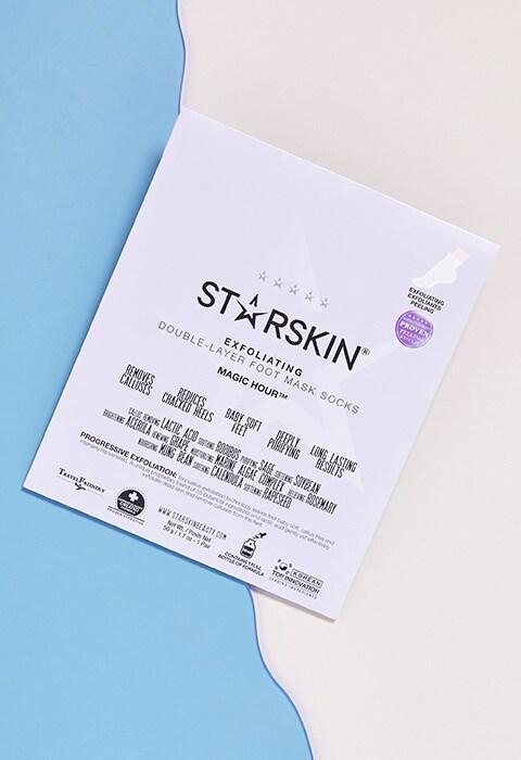 Starskin Exfoliating Double-Layer Foot Masks | ASOS Fashion & Beauty Feed