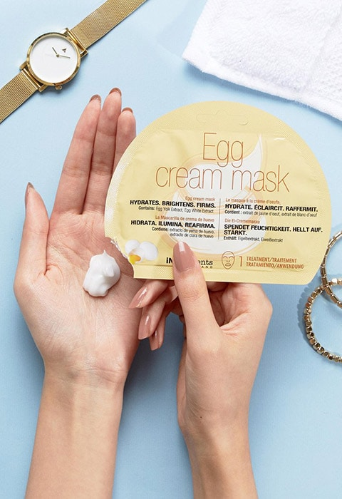 MASQUE BAR EGG CREAM MASK | ASOS Fashion & Beauty Feed
