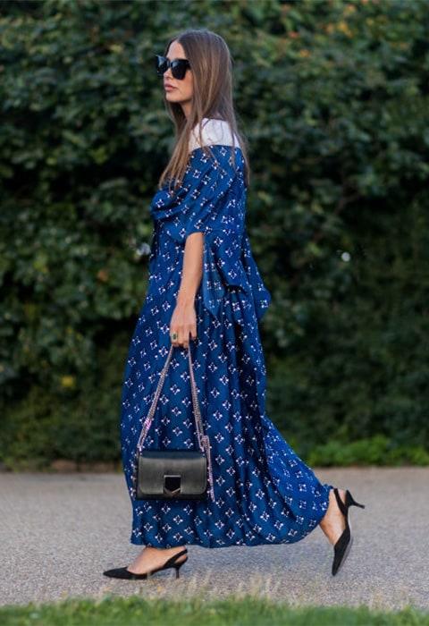 Copenhagen Fashion week slingbacks | ASOS Fashion & Beauty Feed