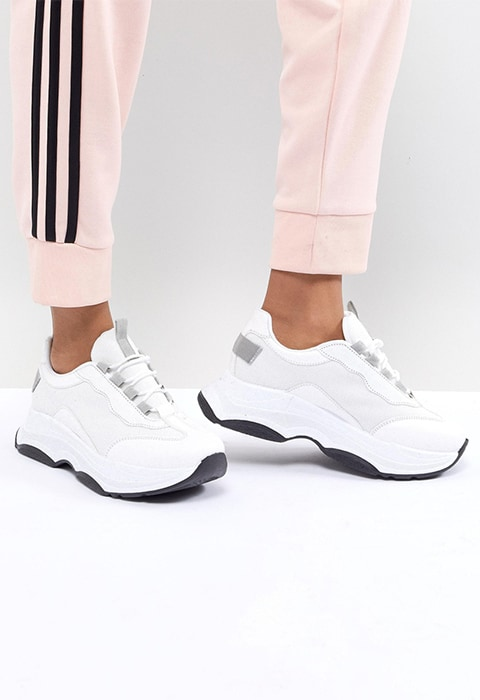ASOS DESIGN Dare Chunky Trainers, £38