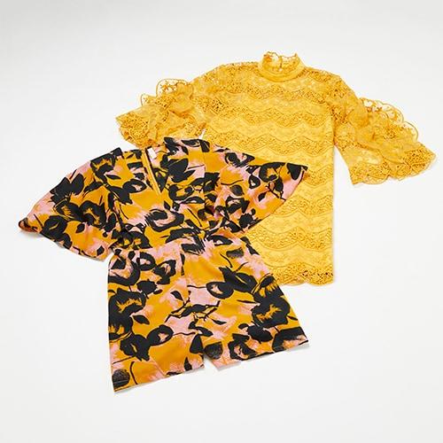 Y.A.S dresses