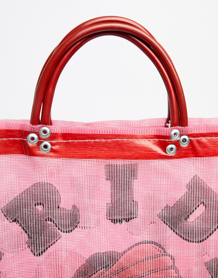 Rock N Rose Frida shopper bag