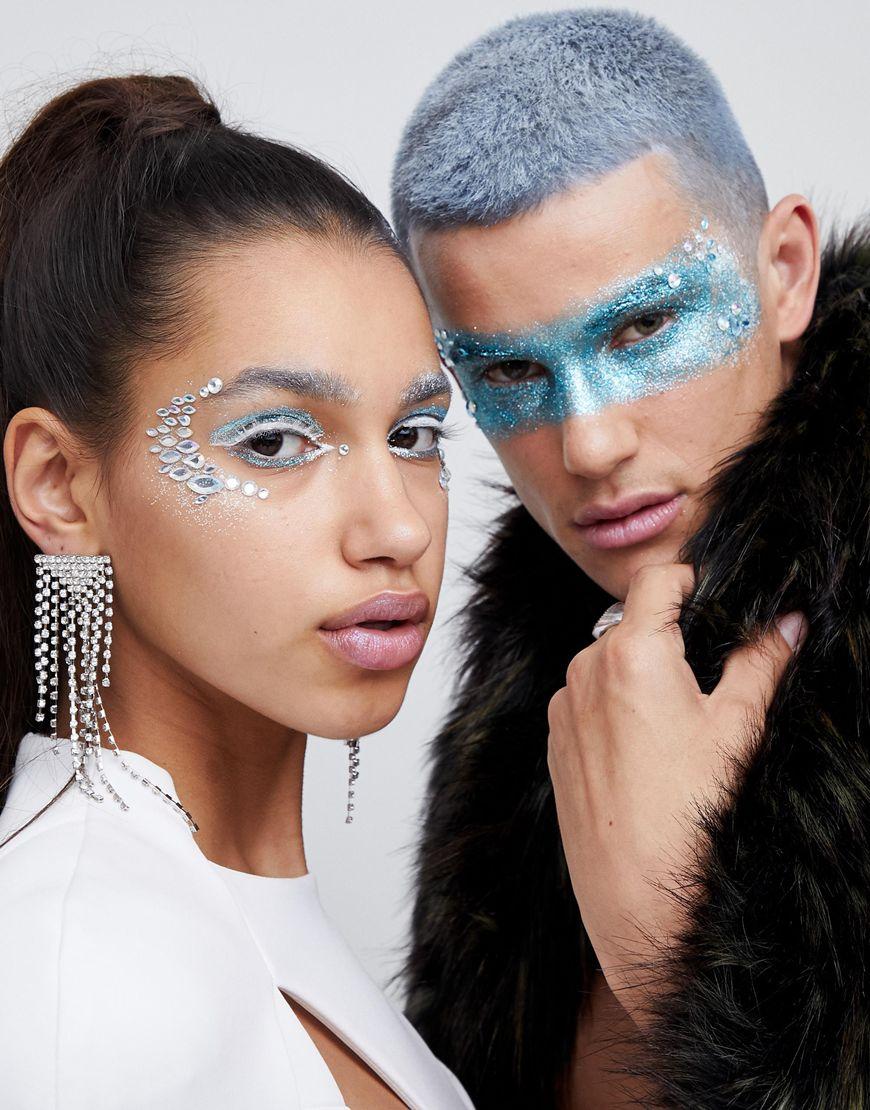 ASOS DESIGN Makeup Halloween kit in glacial   ASOS Fashion & Beauty Feed