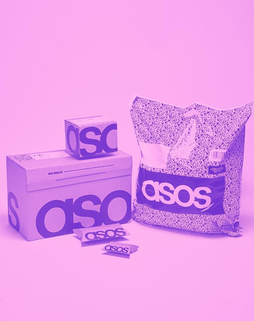 Better packaging on ASOS